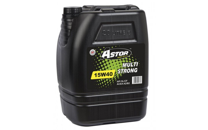 ASTOR MULTI STRONG 15W40