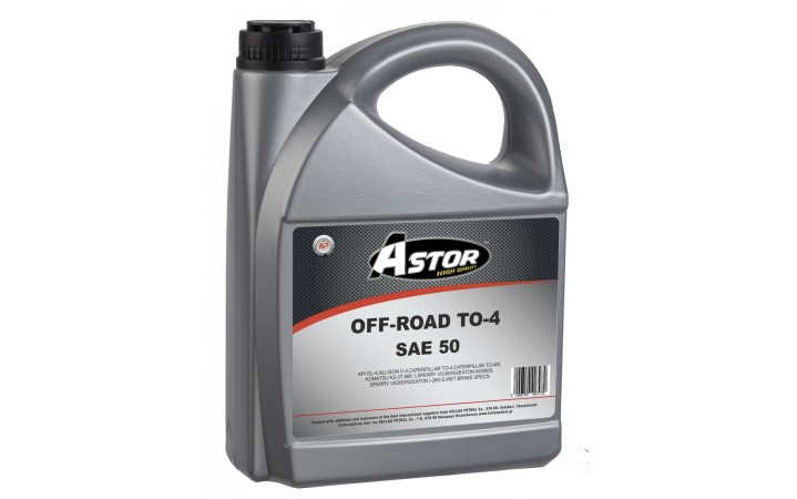 ASTOR OFF ROAD TO-4 SAE 50