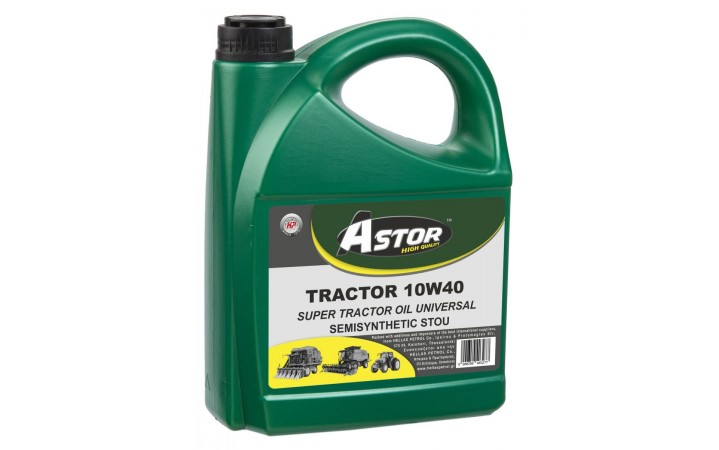 ASTOR TRACTOR 10W40 TYPE TRAC TRAN 9 STOU SEMISYNTHETIC