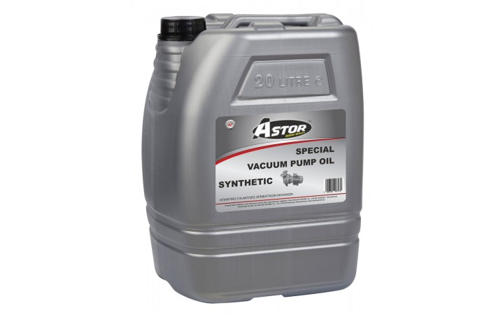 ASTOR SPECIAL VACUUM PUMP OIL SYNTHETIC