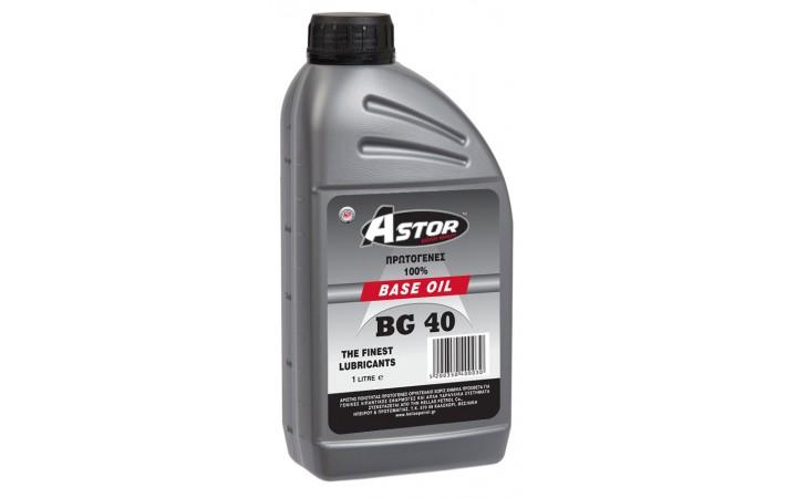 ASTOR BG SAE 40