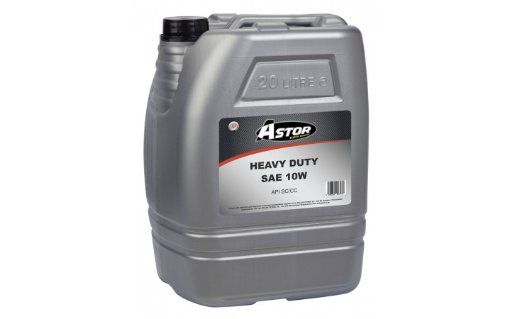 ASTOR HEAVY DUTY SAE 10W