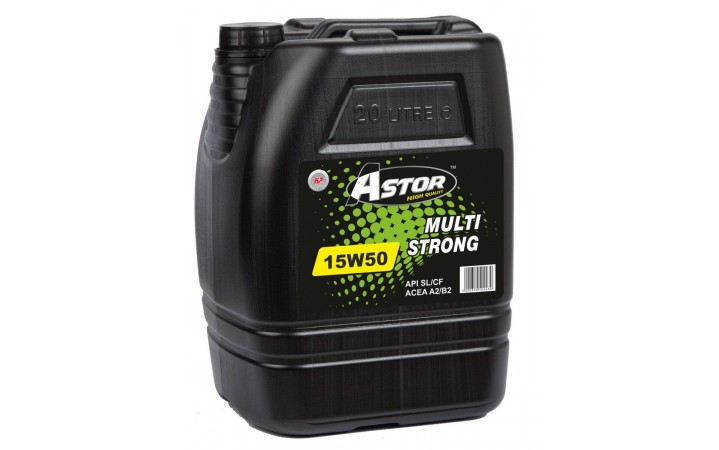 ASTOR MULTI STRONG 15W50