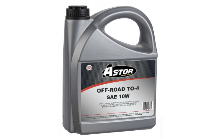 ASTOR OFF ROAD TO-4 SAE 10W