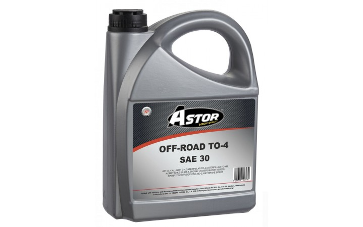 ASTOR OFF ROAD TO-4 SAE 30