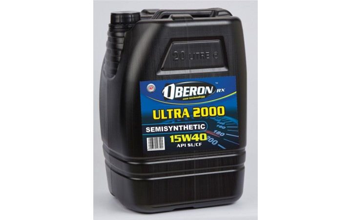 OBERON RX ULTRA 2000 SEMISYNTHETIC 15W40