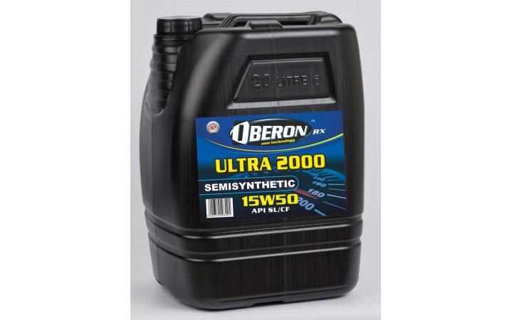 OBERON RX ULTRA 2000 SEMISYNTHETIC 15W50