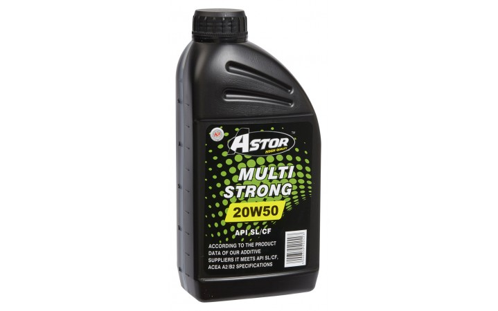 ASTOR MULTI STRONG 20W50