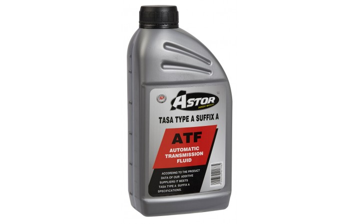 ASTOR ATF TYPE A SUFFIX A (TASA) AUTOMATIC TRANSMISSION FLUID