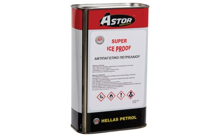 ASTOR SUPER ICE PROOF  (ΑΝΤΙΠΑΓΩΤΙΚΟ ΠΕΤΡΕΛΑΙΟΥ)