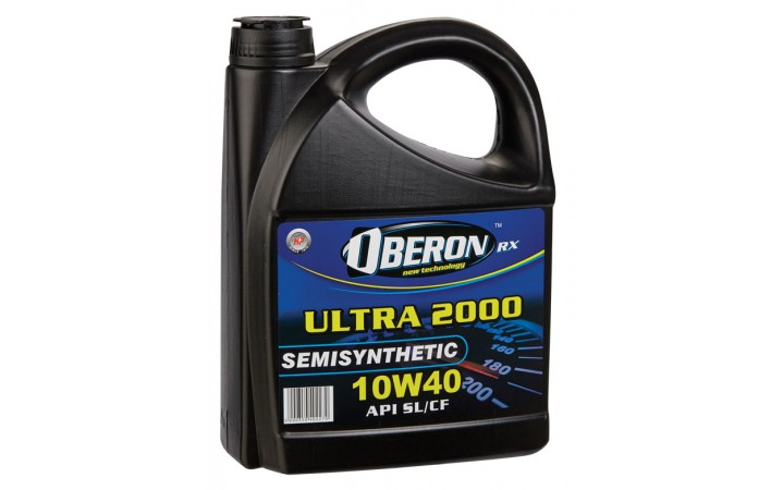 OBERON RX ULTRA 2000 SEMISYNTHETIC 10W40