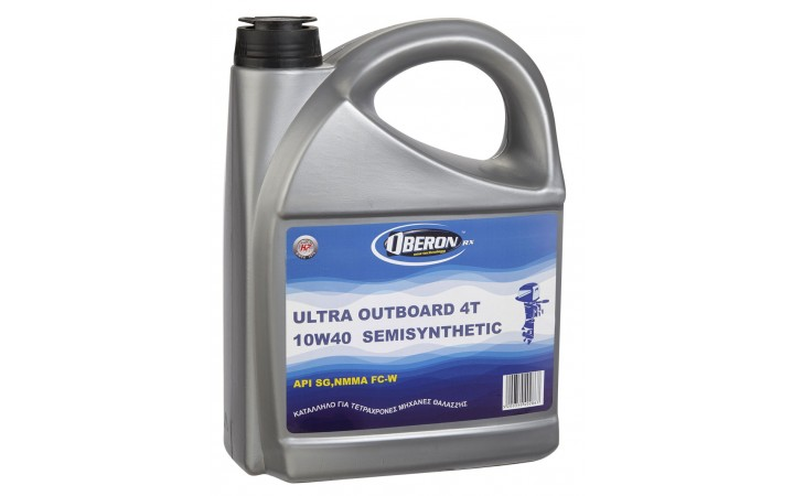 OBERON ULTRA OUTBOARD 4T SEMISYNTHETIC 10W40