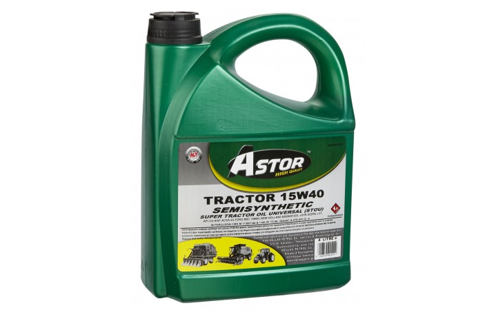 ASTOR TRACTOR 15W40 STOU SEMISYNTHETIC
