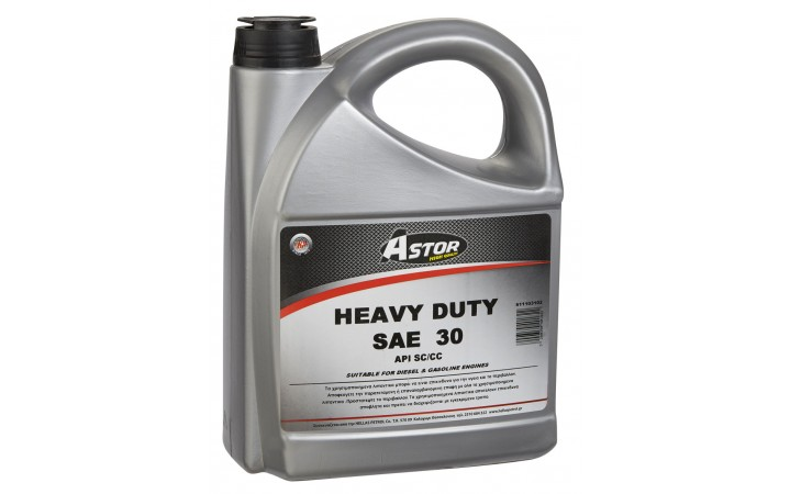 ASTOR HEAVY DUTY SAE 30