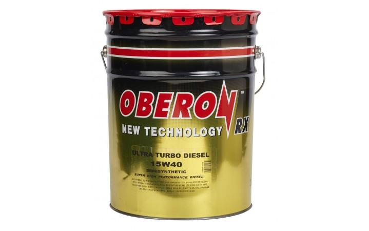 OBERON RX DIESEL ULTRA TURBO SHPD SEMISYNTHETIC 15W40