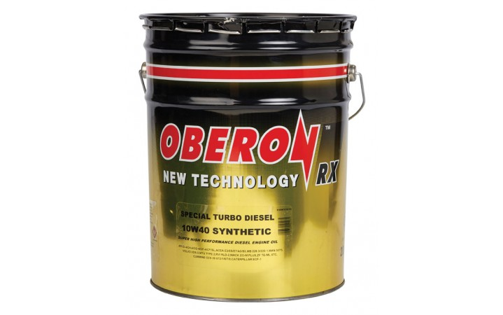 OBERON RX DIESEL SPECIAL TURBO SHPD SYNTHETIC 10W40