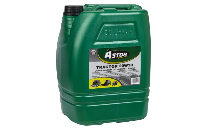ASTOR TRACTOR 20W30 STOU