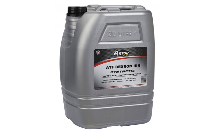 ASTOR ATF DEXRON IIIH SYNTHETIC AUTOMATIC TRANSMISSION OIL