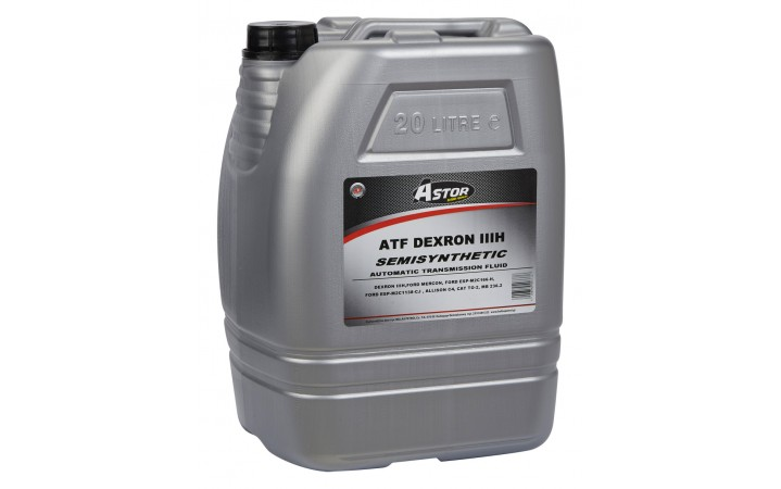 ASTOR ATF DEXRON IIIH SEMISYNTHETIC AUTOMATIC TRANSMISSION OIL