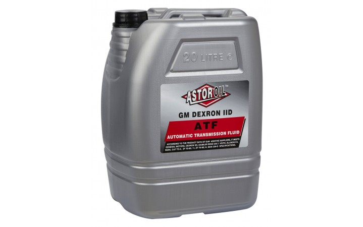 ASTOR ATF DEXRON IID AUTOMATIC TRANSMISSION FLUID