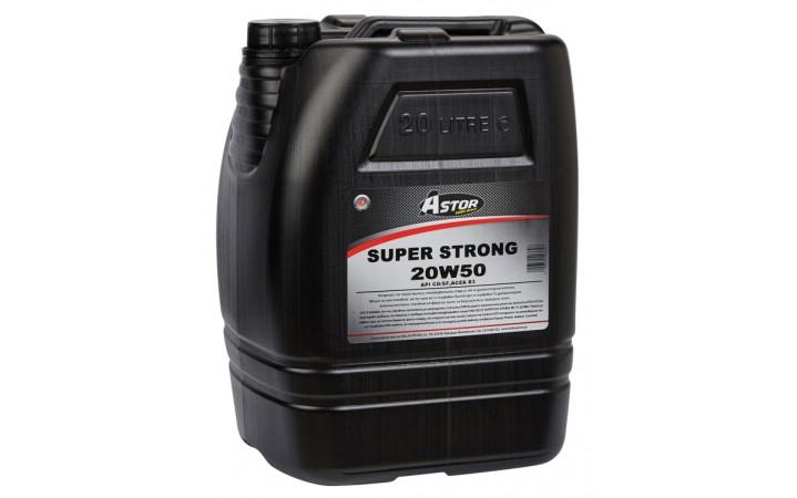 ASTOR SUPER STRONG 20W50