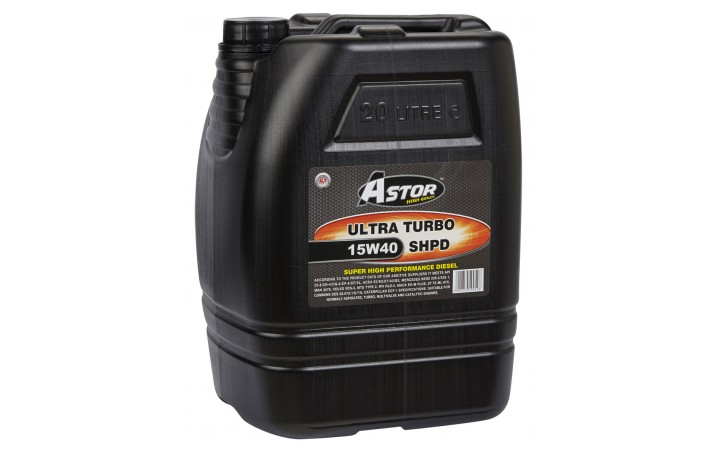 ASTOR ULTRA TURBO SHPD 15W40