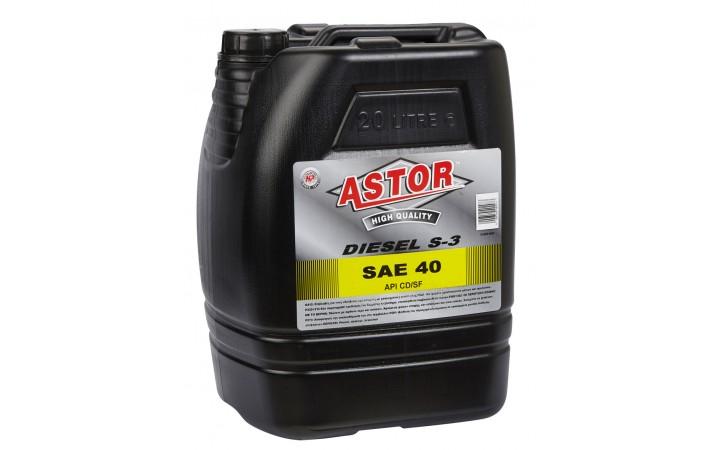 ASTOR DIESEL S-3 SAE 40