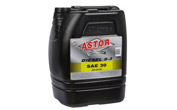 ASTOR DIESEL S-3 SAE 30